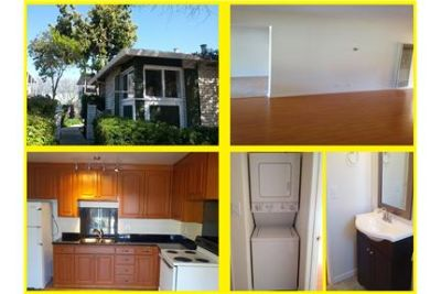 2BR Condo w. Washer & Dryer and two parkings