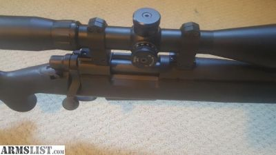 For Sale: Rem 700 Tactical