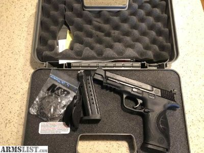 For Sale/Trade: M&P Performance Center Ported