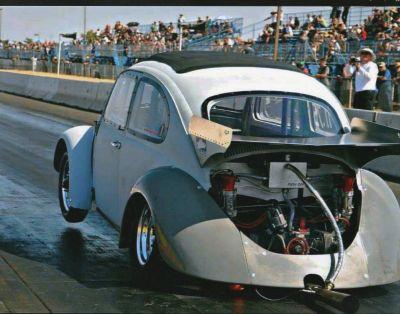 1963 Drag VW Bug