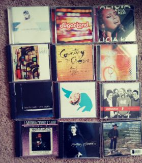 12--- CD's, PPU AT THIS PRICE ONLY CROSS PLAINS