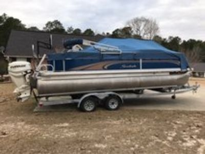 22' Sweetwater Pontoon