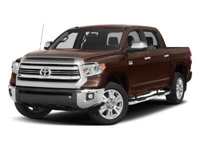 2017 Toyota Tundra Platinum (Not Given)