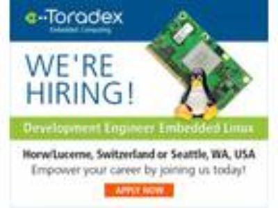 Development Engineer Embedded Linux