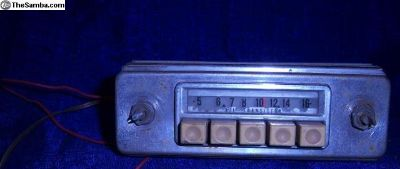 beetle radios