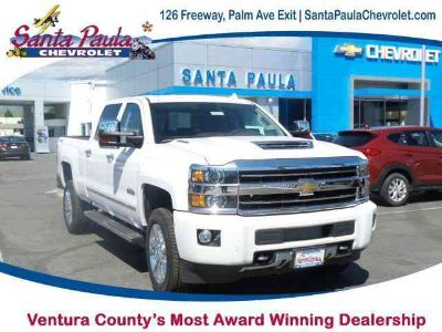 New 2019 Chevrolet Silverado 2500HD 4WD Crew Cab 153.7