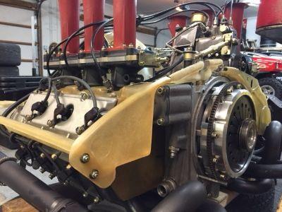 3.0 litre factory Porsche RSR engine