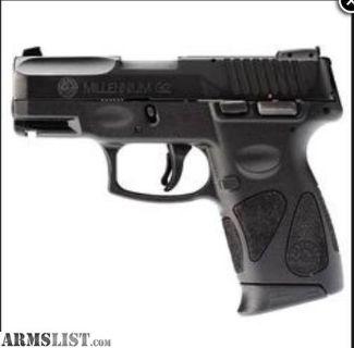 For Sale: TAURUS FIREARMS Pistol PT-111 MILLENNIUM G2