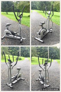 Elliptical, works great, nice condition **READ PICK-UP DETAILS BELOW