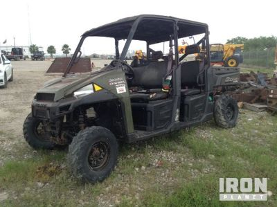Polaris Ranger Diesel Crew 4x4 Utility Vehicle