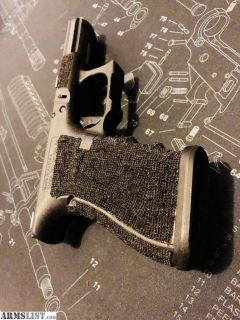 For Sale: CUSTOM GRIP STIPPLING DONE LOCALLY