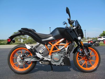 2016 KTM 390 Duke Sport Motorcycles Crystal Lake, IL