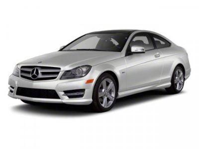 2012 Mercedes-Benz C-Class C350 (Steel Grey Metallic)