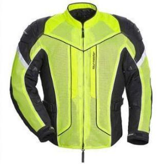 Find Tourmaster Sonora Air Textile Jacket Hi-Viz Yellow/Black - Womans SM motorcycle in Holland, Michigan, US, for US $215.99