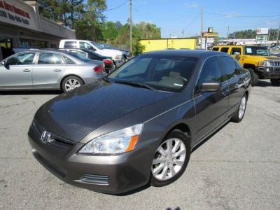 2006 Honda Accord EX V 6 w/Navi 4dr Sedan 5A