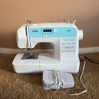 Brother CE-4000 Computer Sewing Machine