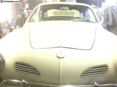 barn find 64 ghia coupe