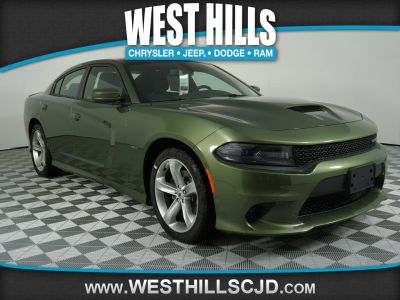 2018 Dodge Charger R/T (GREEN)