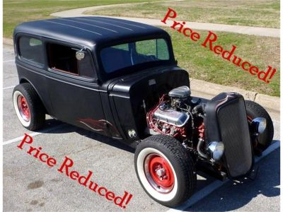 1934 Chevrolet Rat Rod