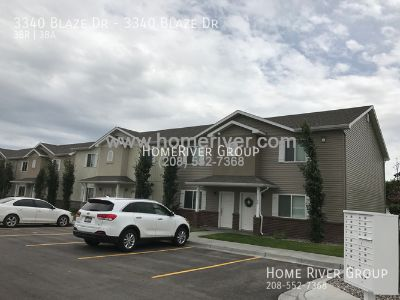 Single-family home Rental - 3340 Blaze Dr