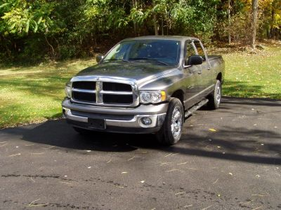 "2005 Dodge Ram 1500 Quad Cab 4x4 ""Thunder Road"""