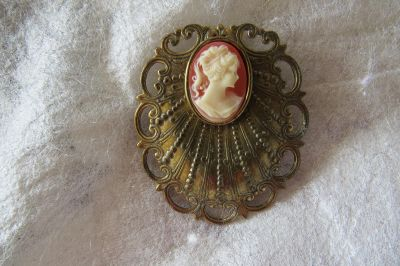 Vintage pin for women