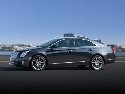 2014 Cadillac XTS Luxury Collection (Beige)