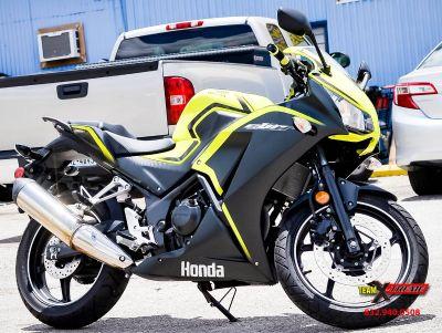 2016 Honda CBR300R Sport Motorcycles Houston, TX