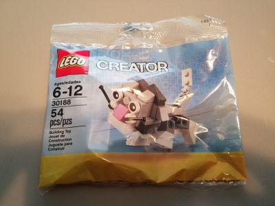Lego #30188 Cute Kitten polybag NEW
