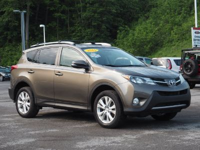 2015 Toyota RAV4 Limited ()