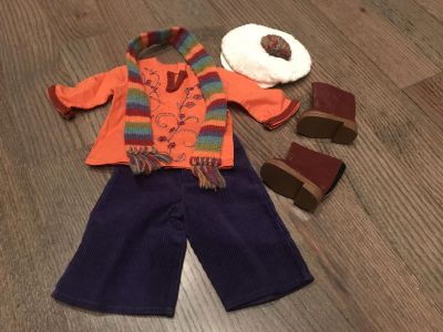 America girl doll outfit