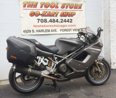 2002 Ducati ST4 Sport Touring Motorcycles Forest View, IL