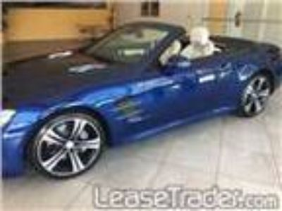 2017 Mercedes-Benz SL450 Roadster Lease