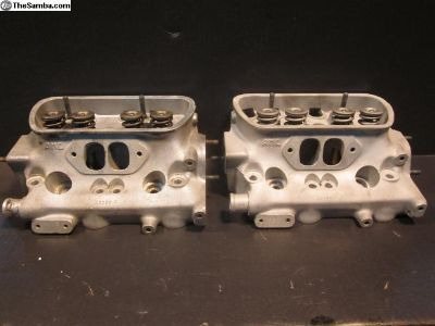 Good used Vanagon AMC Cylinder heads (pair) #1