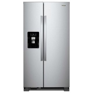 SALE ** Whirlpool 25 cf Side by Side Refrigerator NEW WRS325SDHZ