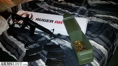 For Sale: Ruger AR 15 New