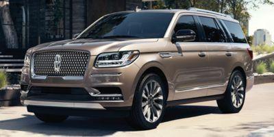 2018 Lincoln Navigator 4x2 Select (White Platinum Metallic Tri-Coat)