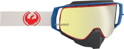 Sell DRAGON NFX2 SNOW CRIMSON W/MIRROR ION AND YELLOW LENSES motorcycle in Sauk Centre, Minnesota, United States, for US $189.95