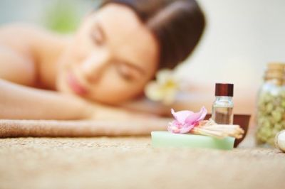 Aromatherapy massage in westminster
