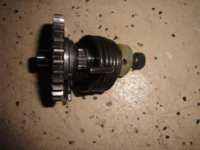 Buy 88 89 90 KAWASAKI KX 80 KX80 KICK START SHAFT KICKER GEAR ENGINE MOTOR KICK GEAR motorcycle in Norton, Massachusetts, US, for US $10.39