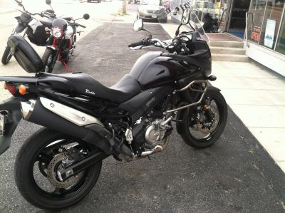 2012 Suzuki V-Strom 650 ABS Adventure Dual Purpose Motorcycles Dayton, OH