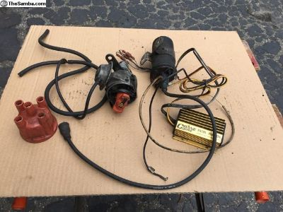 Vanagon Electronic Ignition Kit