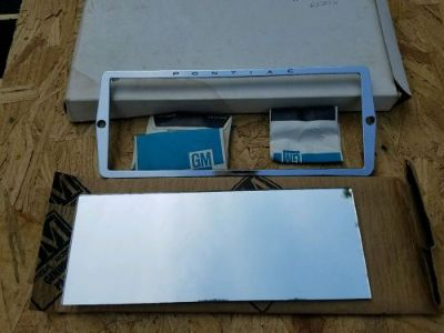 Sell NOS GM 1965 Pontiac Vanity Mirror GTO Bonneville Grand Prix Lemans motorcycle in Leola, Pennsylvania, United States, for US $250.00