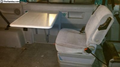 Seat, table/panel Eurovan Weekender,MV,