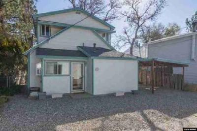 675 Canal St Reno Three BR, Partially remodeled home in the