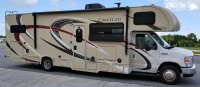 2017 Thor Motor Coach Chateau 31W