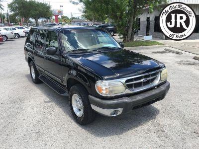 1999 Ford Explorer XLT (Black)
