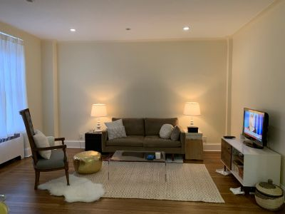 Apartment size Jasper sofa