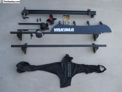 Yakima Roof Rack ~ Golf/Jetta IV (1999.5-2005)