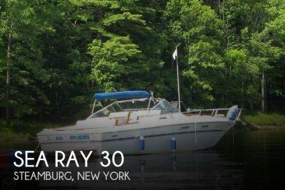 1975 Sea Ray 300 Weekender